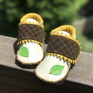 ひまわり靴